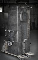 Твердотопливный пиролизный котел  без обшивки  32кВт