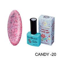 """Гель-лак """"Мир леди"""" Candy-20 , 10 мл"""