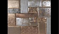 Мягкая  плитка - стеновая панель в ткани, коже, кожезаменителе на заказ в Одессе.