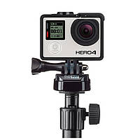 """Крепление для стойки под микрофон """"Mic Stand Mount"""", используется с камерами GoPro любого поколения (ABQRM-001)"""