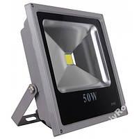 12V Светодиодный прожектор 50W от аккумулятора 12В