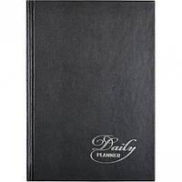 Ежедневник недатированный «Ариан» черный А5 160 листов
