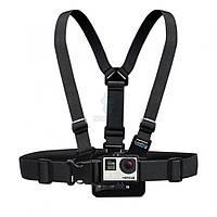"""Нагрудное крепление """"Chesty Chest Harness Mount"""" для камеры GoPro любого поколения (GCHM30-001)"""