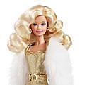 """Колекційна лялька Barbie """"Золоті мрії"""", фото 2"""