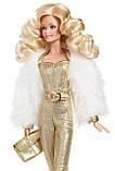 """Колекційна лялька Barbie """"Золоті мрії"""", фото 4"""