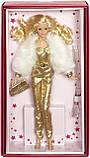 """Колекційна лялька Barbie """"Золоті мрії"""", фото 3"""