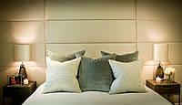Мягкие панели - плитка на заказ в Одессе и Украине, стены в ткани и коже.
