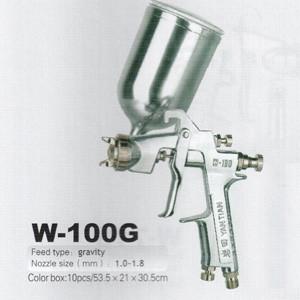 Краскораспылитель W-100G AUARITA