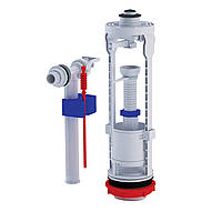 Арматура спускная (WC6050M) с клапаном боковой подачи