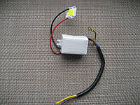 Драйвер 10Вт + светодиод 10W Ватт LED цвет 6000К