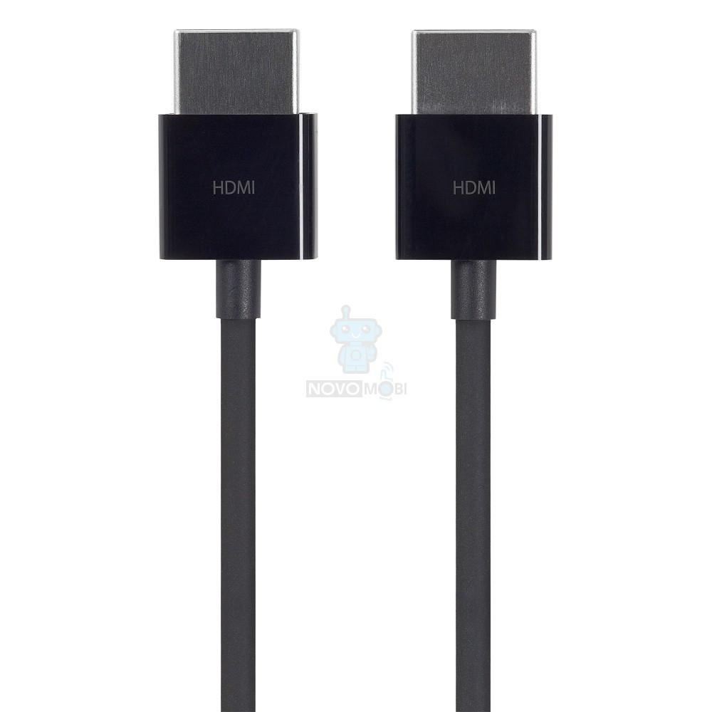 Оригинальный кабель Apple HDMI на HDMI (Длина - 1.8 метра) (MC838)