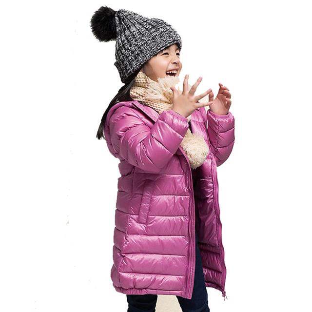 Детские подростковые зимние куртки/пальто на девочек оптом