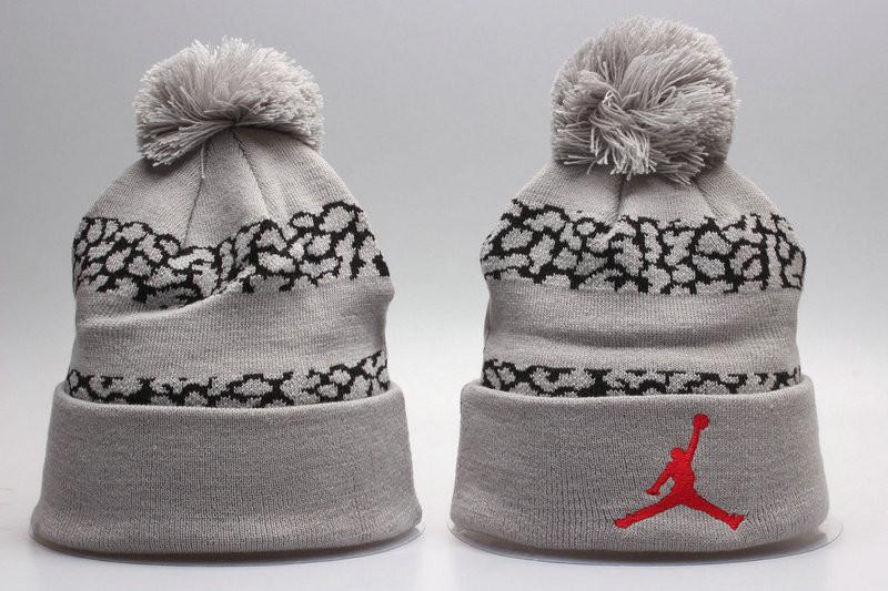 Шапка зимняя Jordan / SPK-193 (Реплика)