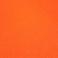 Фетр мягкий 1.3 мм, 20x30 см, ЯРКО-ОPAНЖЕВЫЙ, Royal Тайвань