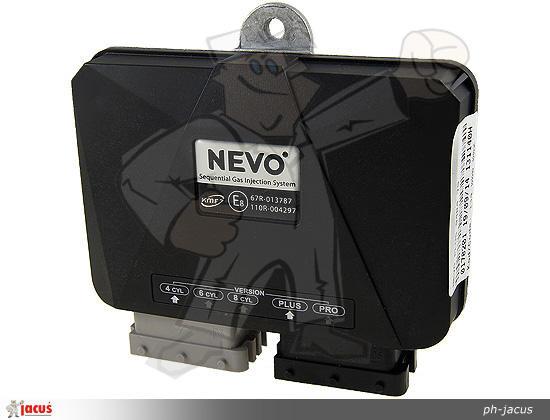 Электронный блок управления ГБО KME Nevo 4 Plus