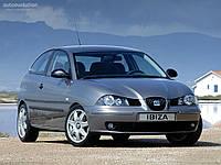 Лобовое стекло на Seat Ibiza 2002-08 г.в.