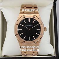 Часы Audemars Piguet ROYAL OAK Gold-Black. Класс: AAA
