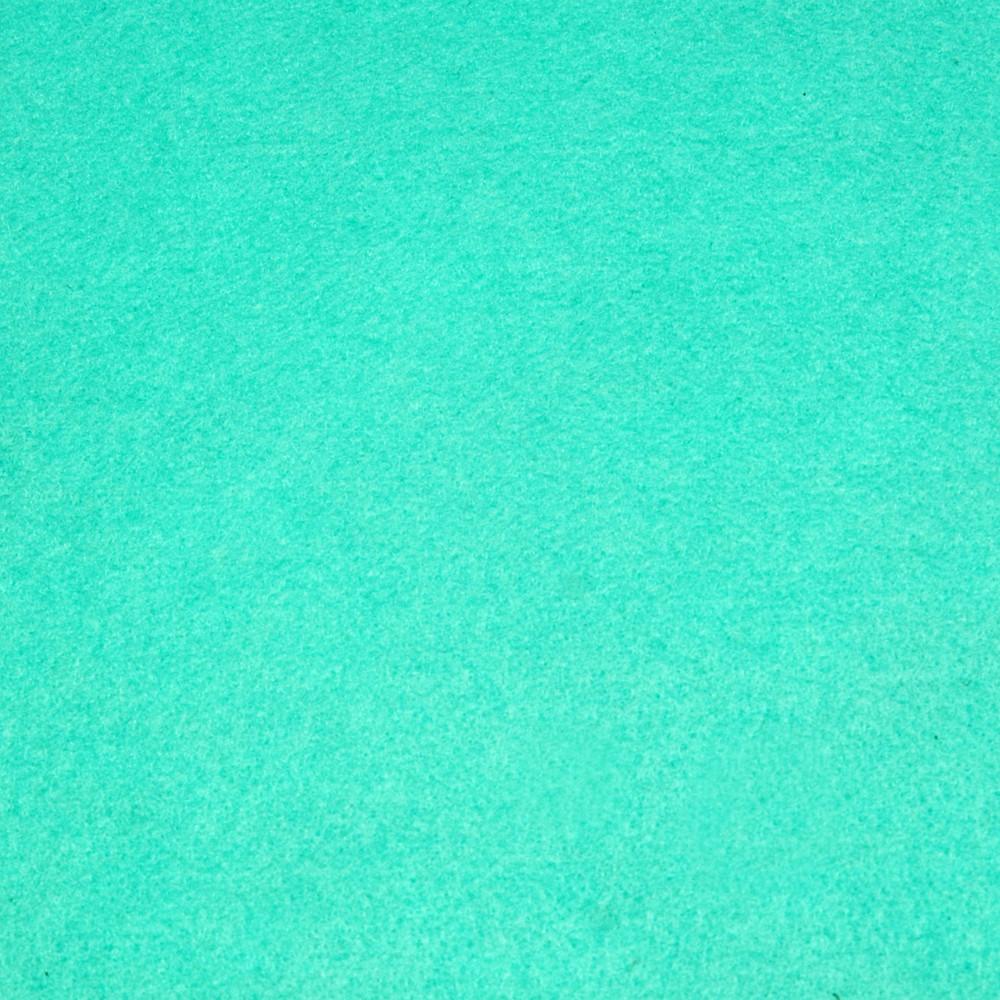 Фетр мягкий 1.3 мм, 20x30 см, МЯТНЫЙ, Royal Тайвань