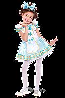 Детский карнавальный костюм АЛИСА В СТРАНЕ ЧУДЕС код 2084