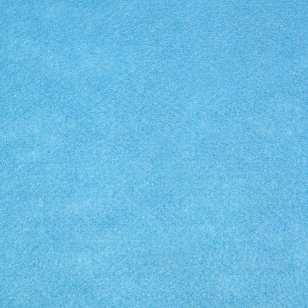 Фетр мягкий 1.3 мм, 20x30 см, ГОЛУБОЙ, Royal Тайвань