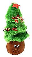 Новогодняя елка танцующая LA 8438 (32 см.)