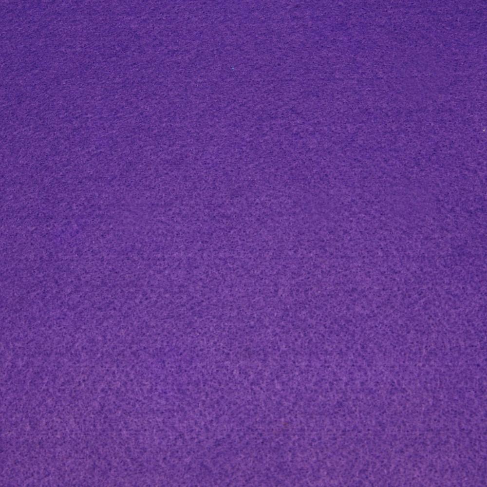 Фетр мягкий 1.3 мм, 20x30 см, СВЕТЛО-ФИОЛЕТОВЫЙ, Royal Тайвань