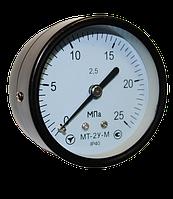 Манометр показывающий МТ-2У-М осевой, 0…400 кПа, 2,5
