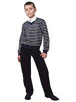 Свитер для мальчика трикотажный М-1038 рост 116-152, фото 1