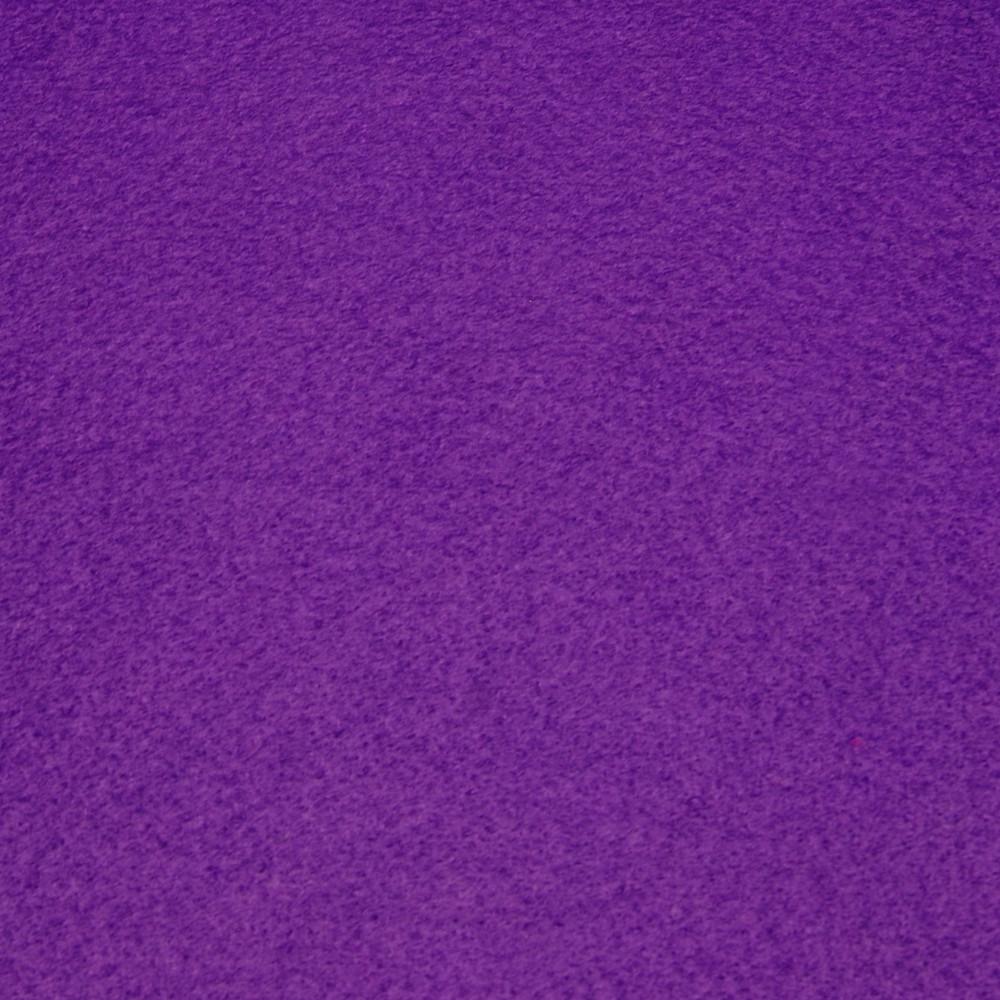 Фетр мягкий 1.3 мм, 20x30 см, ПУРПУРНО-ФИОЛЕТОВЫЙ, Royal Тайвань, Китай