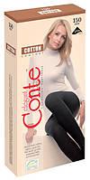 Теплі щільні колготки з бавовни Conte Cotton 150 (Конте Котон 150 ден), розмір 5,6, Білорусія