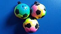 Мячик мягкий на верёвке Футбольный мяч