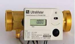 Теплолічильник ультразвукового типу UltraМeter UM-15