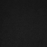 Фетр мягкий 1.3 мм, 20x30 см, ЧЕРНЫЙ, Royal Тайвань