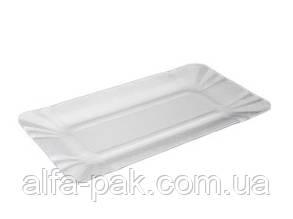 Тарелка картонная ламинированная  №11 (14х25)