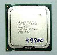 Процессор Intel Core 2 Quad Q9400 - 2.66GHz 6M 1333MHz socket 775