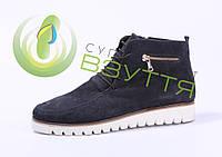 Кожаные  ботинки Street Style 37, 40 размер