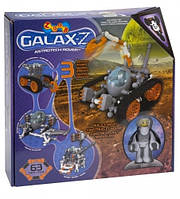 Конструктор Zoob Galax-Z Космоход 63 элемента (16020)