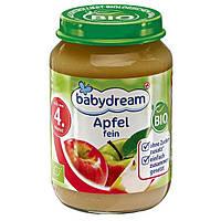 Babydream Bio Apfel fein - Фруктовое пюре Яблоко, с 4 месяца, 190 г