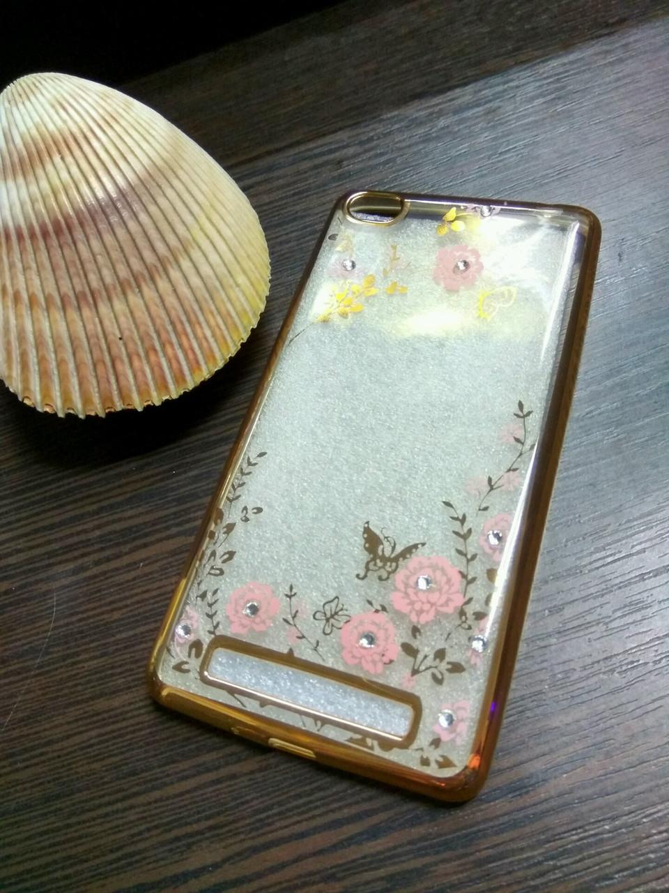 Чехол Накладка для Xiaomi  Redmi 3