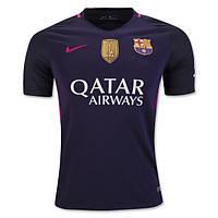Детская футбольная форма Барселоны (гостевая), новый сезон 2016-2017