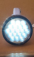 Светодиодный фонарь 2 в 1