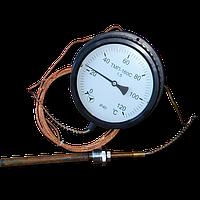Термометр манометрический ТМП-160, 0...120 С, 6 м
