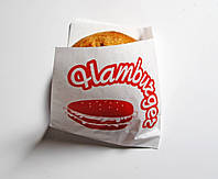 Упаковка бумажная для Гамбургера 8.75Ж
