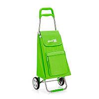 Сумка-тележка Gimi Argo, зеленый