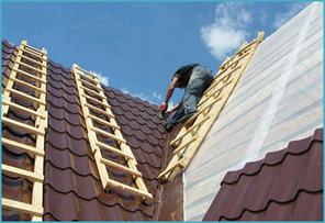 Монтаж  металлочерепицы с комплектующими. Крыша «под ключ»., фото 3