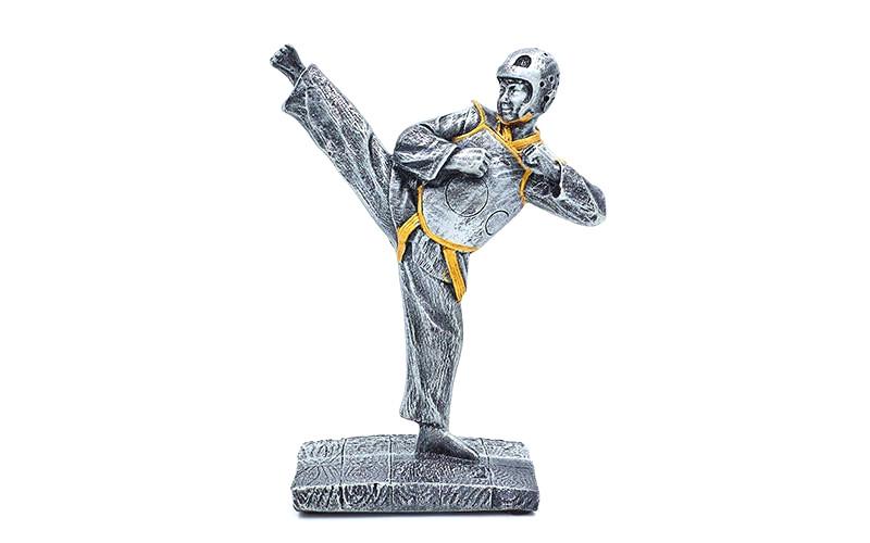 Статуэтка наградная Таеквондо  (19 см)