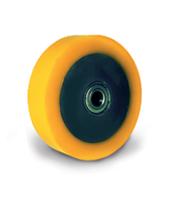 Колеса из полиуретана без кронштейна (47 серия)