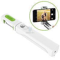"""Универсальный монопод, iOttie MiGo Selfie Stick для GoPro и телефонов с экраном до 3,5"""" - белый (HLMPIO110WH)"""