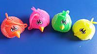 """Игрушка """" Angry Birds"""" светящаяся на верёвке"""