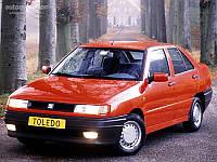 Лобовое стекло на Seat Toledo 1991-98 г.в.